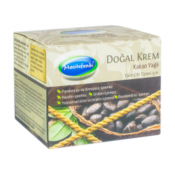 Mecitefendi Doğal Krem - Kakao Yağlı
