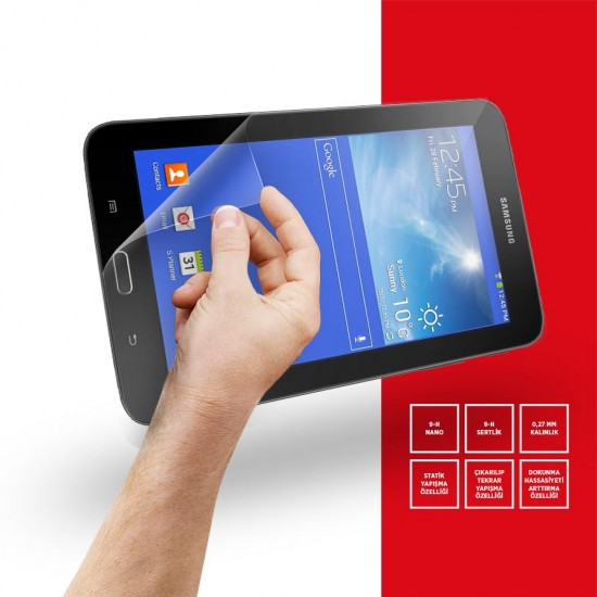Goldscreen Samsung 7,0'' TAB 3 LİTE SM-T2113 9-H NANO Tablet Ekran koruyucu